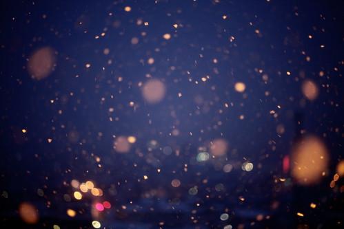 Snow fall #3 @ Aomori