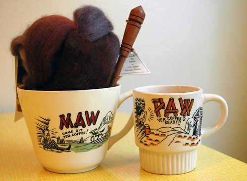 maw and paw mugs
