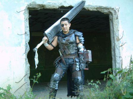 O tamanho da espada aumenta com o poder