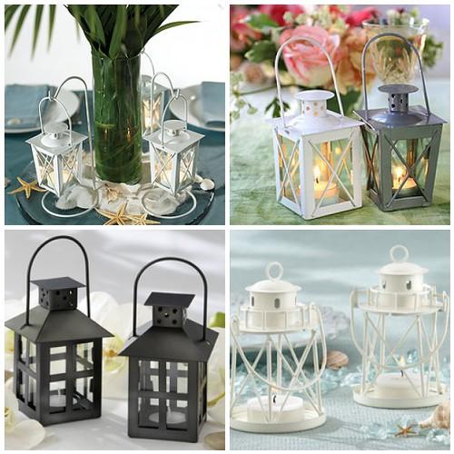 mini wedding lanterns