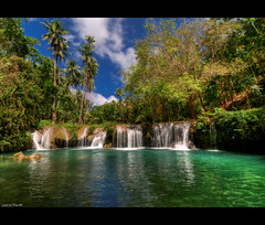 Pool of Serenity (Lost In The RP) Tags: river waterfall philippines falls siquijor cambugahay nikond300s