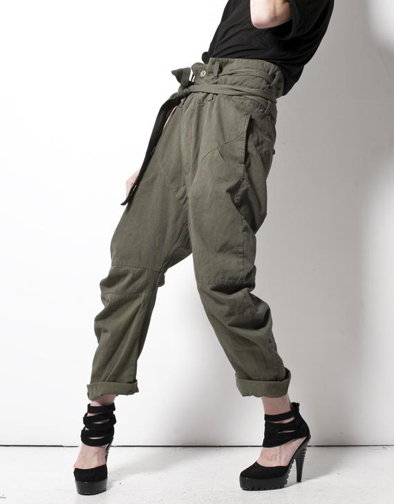 Harmon army fisherman pants 3