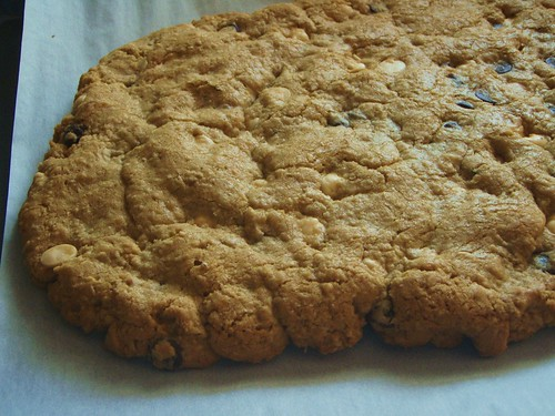 football shaped chocolate chip cookies (super bowl) - 03