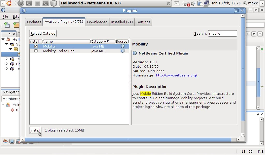 netbeans-mobility-install