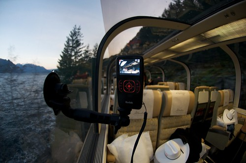 Taking the Alberta Train to Whistler - John Biehler