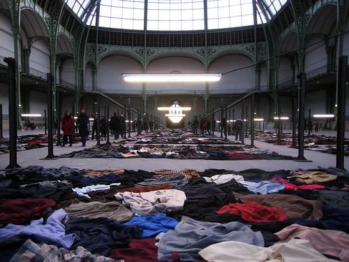 Boltanski au grand palais
