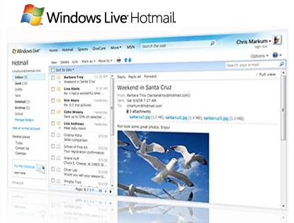 Correo Electrónico: Hotmail