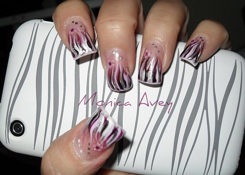 unhas decoradas nails art by monibela