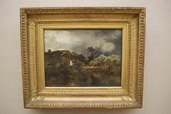 Landschaftsstudie I (Constant Troyon)