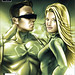 Superhuman Experiment: Test Subject-X and Amanda Stevens