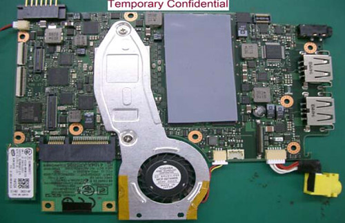 Sony VAIO X Teardown