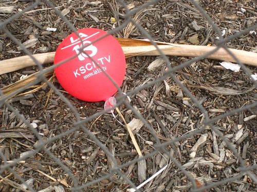 KCSI balloon