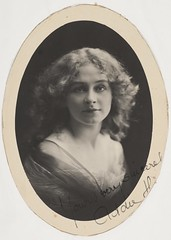 Addie Hine, very clever dancer, 1909 / photographer unknown