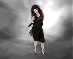 Baiastice Robe Noir (Vyxsin Jinx) Tags: jinx vyxin