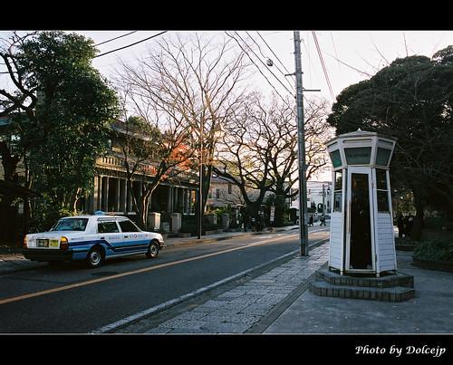 横浜 法蘭斯山