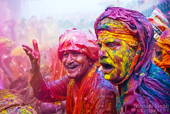 Nandgaon Holi Festival, India (Jitendra Singh : Indian Travel Photographer) Tags: holiday holifestival festivalofindia colorsofindia holihai festivalofcolors rangbarse gulal jitendrasingh holikerang bestphotojournalist holiinindia holicolours colouredpowder holipictures thefestivalofcolors rangiliholi colorsofholi holiindia wwwjitenscom gettyphotographer holiclothing bestindianphotographers brajholi mathuraholi holiimages nandgaonholi holigulal holi2011 holitraditions holithefestivalofcolours holiinfo shubhholi festivalof2011 festivalofcoloursinindia fesivalcolors hindufestivalofcolor colorfestivalindia2011 colorfestindia hinducolorfest holifestivalcolors holinaturalcolors herbalholi herbalholicolor gulalcolor scentedgulal simplegulal colorfulgulal holirang redgulal naturalholicolors rangofholi traditionalholi hinduholi holifestivalpics holifestivalimages holiuttarpradesh brijkiholi radhakrishnaholi holiaayire holikrishna rangeliholi famousindianphotographer famousindianphotojournalist gettyindianphotographer