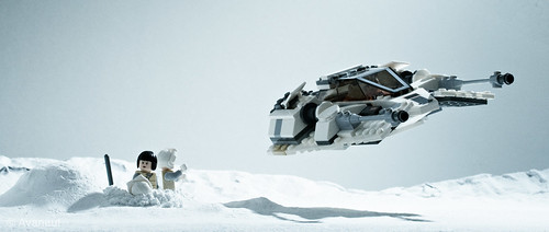 REJECTED: Early Morning on Hoth
