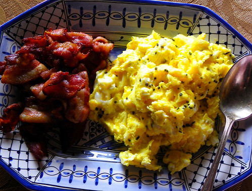 Scrambled Duck Eggs II