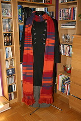 Doctor Who series 18 scarf (AnnaMaja42) Tags: colour scarf doctorwho knitted series18