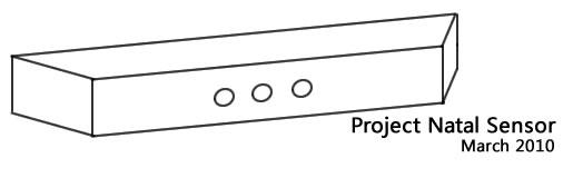 Project Natal Sensor
