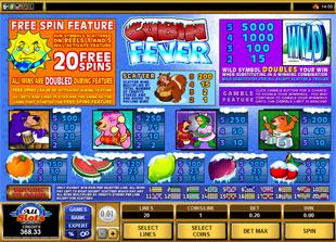 free Cabin Fever slot mini symbol