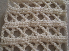 cross stitch crochet