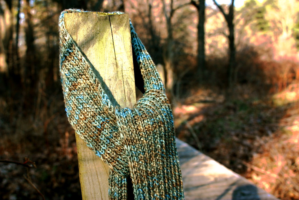 Long Beach Scarf
