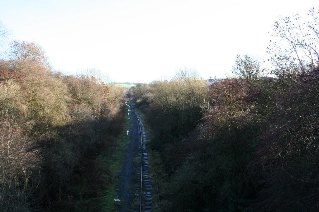 How the Weardale Railway looked in 2006