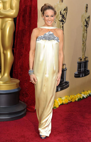 Sarah Jessica Parker at the 82nd Annual Academy Awards