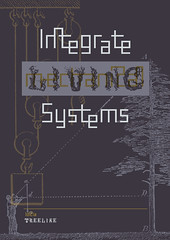 tree gold living purple gray systems pulley indicia integrate mechancical treelike designaday