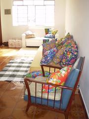 Casa (Carla Coutinho) Tags: arte artesanato decor pallets decorao sof almofadas caixotes caixadefruta caixadefeira