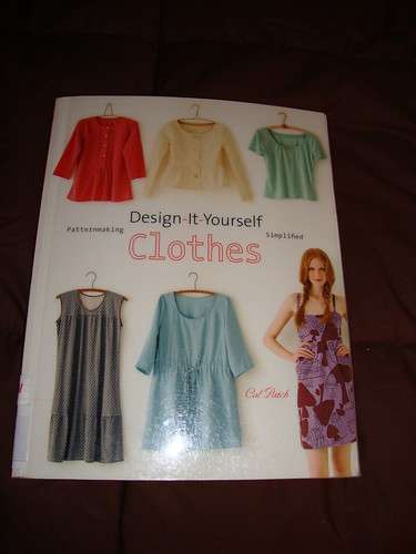 Design It Yourself Clothes Patternmaking book
