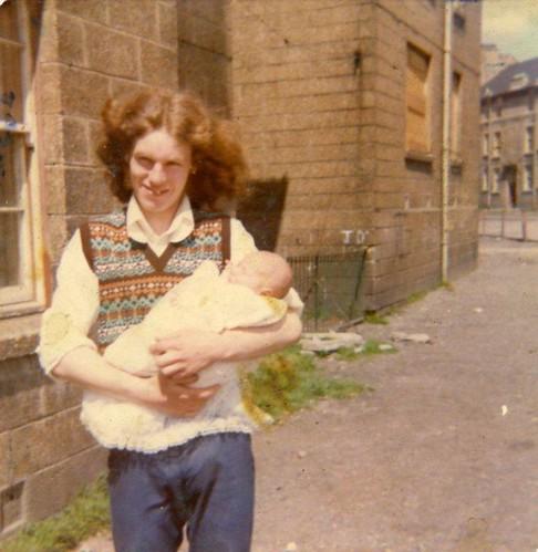 Ricky McGarvie, 1975