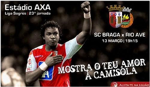 SC Braga - Rio Ave FC ©SCBraga