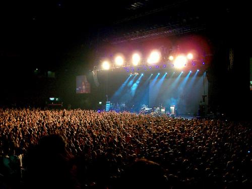 Franz Ferdinand @ Estadio Luna Park, Buenos Aires 13/03/10