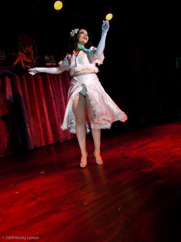 Vixen Violette, NYBF 2009