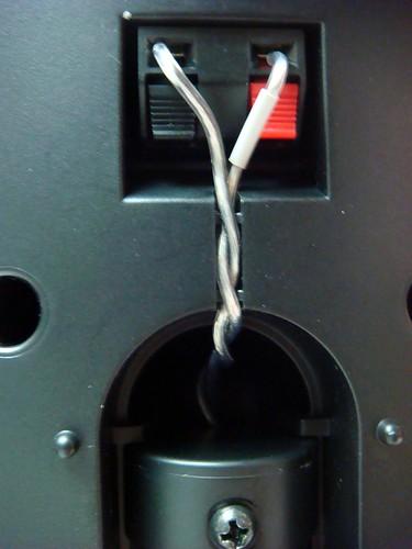 HT-SF360 喇叭連接