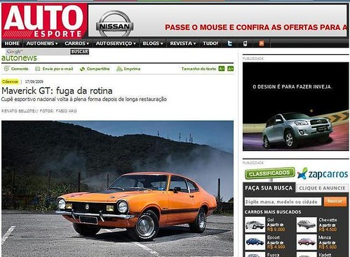 Maverick GT (09/2009)
