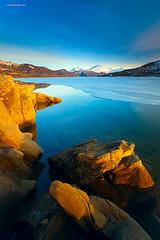 Lago di Campotosto (lucagiustozzi.com) Tags: lago di laga gransasso campotosto mountaingransassolaga