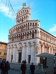 Chiesa di San Michele in Foro a Lucca, Toscana
