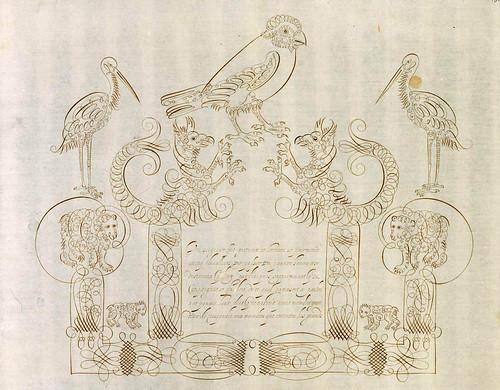 030-Schreibmeisterbuch für Herzog Wolfgang Wilhelm von Pfalz-Neuburg (1600s)