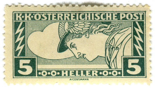 The Design Of A Postage Stamp Thearthunters