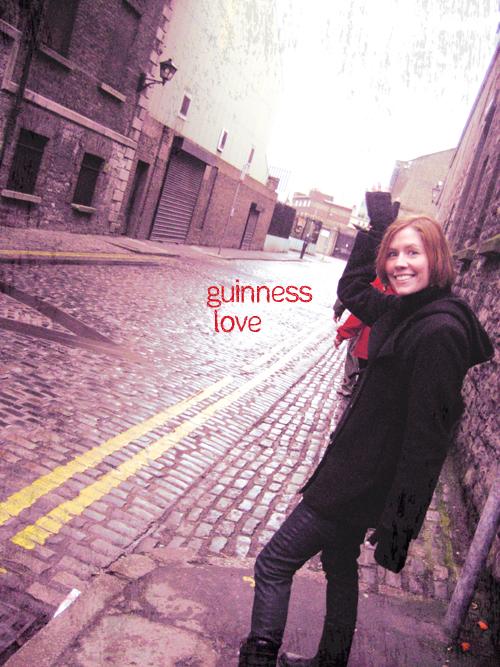 Me & Guinness Love