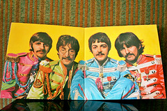 Sgt. Pepper's Lonely Hearts Club Band - Gatefold
