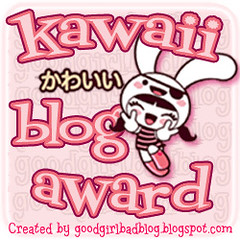 Kawaii blog award