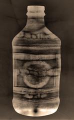 Pepsi Cola (ahpook12) Tags: glass bottle experimental contemporary fineart pop soda photogram rayograph alternativeprocess toner michaelmendez