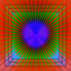 Light Fantastic... (Chipmunk Hill Arts) Tags: fractal sterling visualart picnik katiewolfe