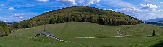 Panorama photo no. 27 - Transylvania, Szeklerland, Csíkszereda - Csíksomlyó