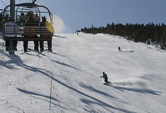 - Cannon Mountain NH lift