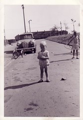 Image titled Terry & Greg Shields, Glendevon Square, Ruchazie 1962-63